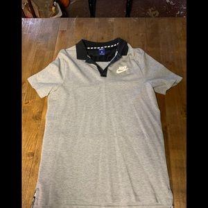 Nike golf shirt xl